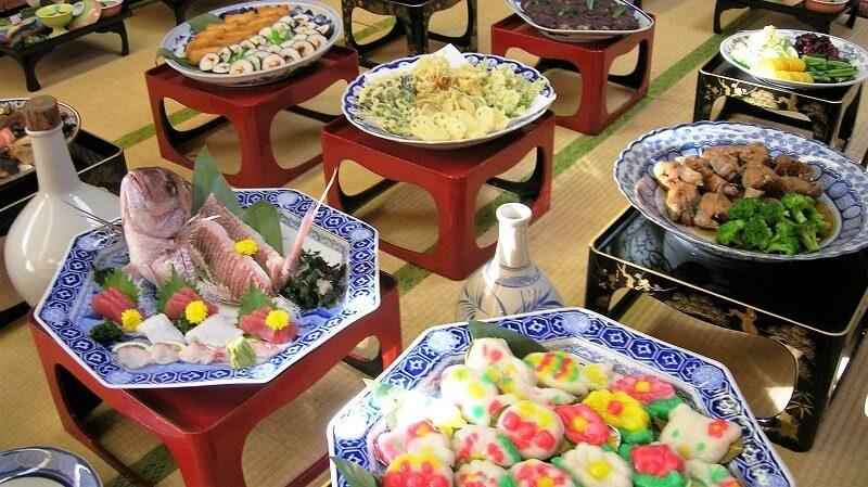 佐渡の鉢台料理