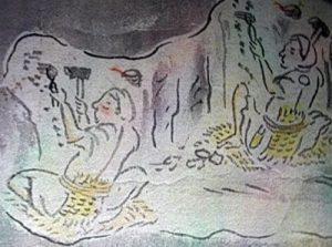 石見銀山絵図